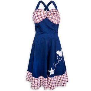 Disney Americana Dress